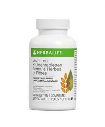 Herbalife Vezel en kruidentabletten